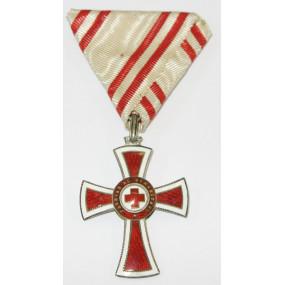 Ehrenzeichen vom Roten Kreuz II. Klasse