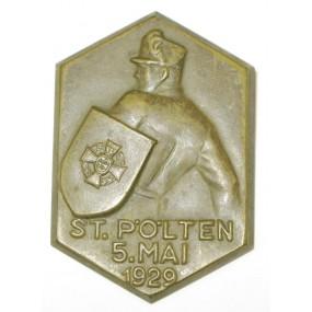 Heimatschutz Niederösterreich, ST. PÖLTEN 5. MAI 1929