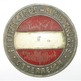 Freiwilliges - Schutzkorps Österreich