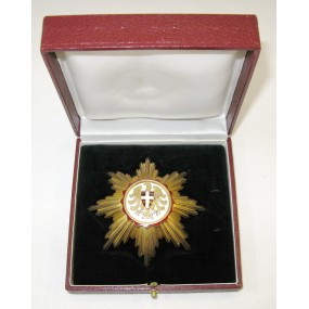Goldenes Ehrenzeichen für Verdienste um das Land Wien