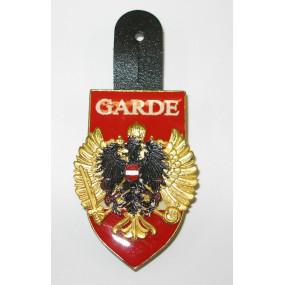 ÖBH - Truppenkörperabzeichen GARDE Gardebataillon Wien