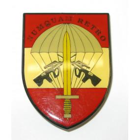 ÖBH - Truppenkörperabzeichen Jagdkommando NUMQUAM RETRO Wiener Neustadt