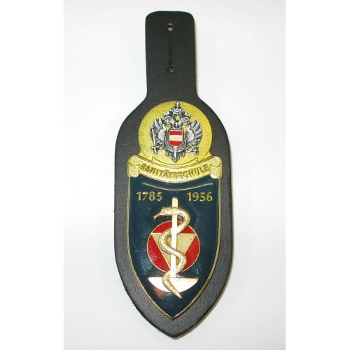 ÖBH - Truppenkörperabzeichen Sanitätsschule