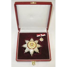 Silbernes Ehrenzeichen für Verdienste um das Land Wien