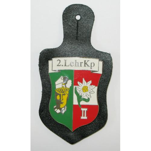ÖBH - Truppenkörperabzeichen 2. Lehrkompanie/ Korpskommando II