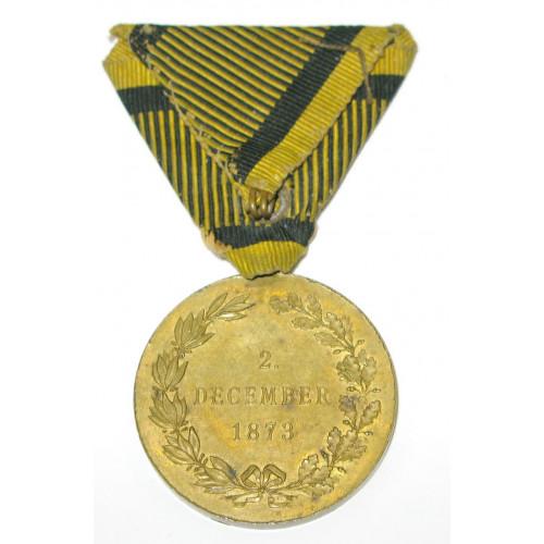 KRIEGSMEDAILLE 1873