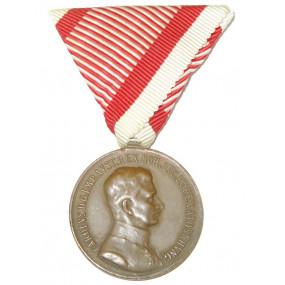 Bronzene Tapferkeitsmedaille  KAISER KARL