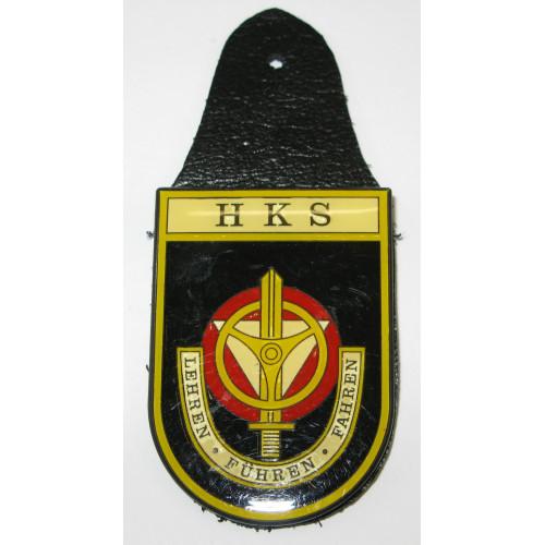 ÖBH - Truppenkörperabzeichen HKS - Heereskraftfahrschule Baden
