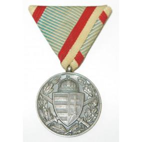Ungarische Kriegserinnerungsmedaille 1914-1918