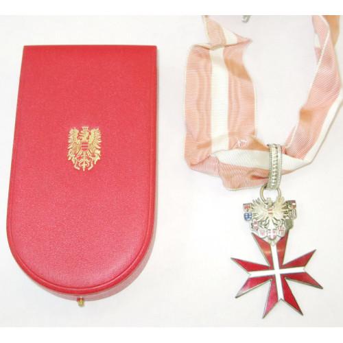 Großes Silbernes Ehrenzeichen für Verdienste um die Republik Österreich