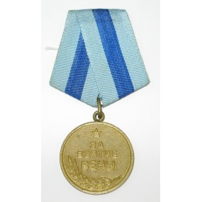 Sowjetunion, Medaille für die Einnahme Wiens