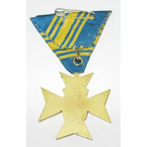 Goldenes Ehrenzeichen für Verdienste um das Bundesland Niederösterreich