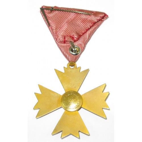 Österreichisches Ehrenkreuz für Wissenschaft