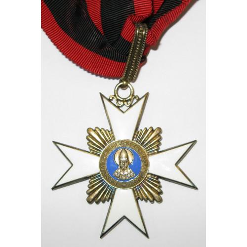 Komturkreuz des päpstlichen Silvester-Ordens