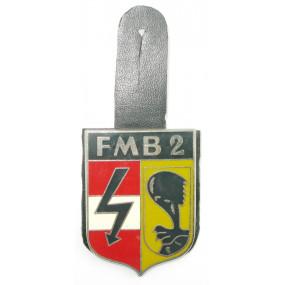 ÖBH - Truppenkörperabzeichen Fernmeldebataillon 2 Kärnten