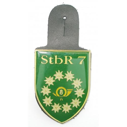 ÖBH - Truppenkörperabzeichen Stabregiment 7  Kärnten