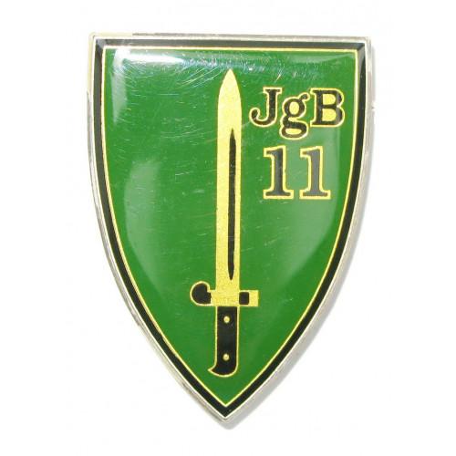 ÖBH - Truppenkörperabzeichen Jägerbataillon 11 Niederösterreich