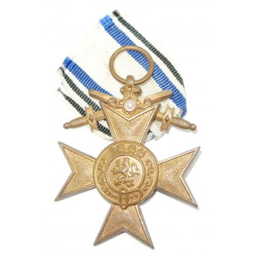 Bayern Militär-Verdienst-Kreuz 3. Klasse mit Schwertern