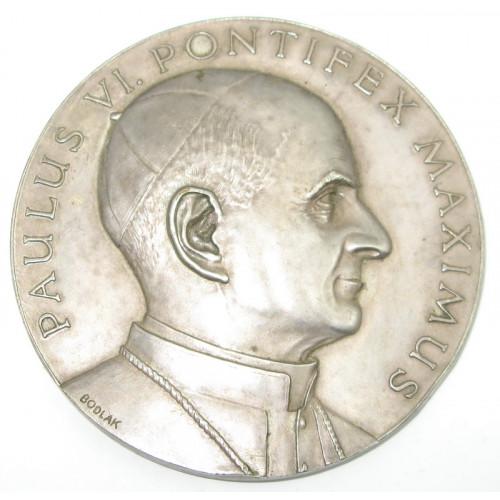 Vatikan Medaille Papst Paul VI.