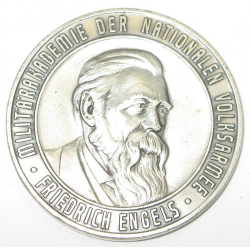 DDR Medaille, Militärakademie der Nationalen Volksarmee Friedrich Engels