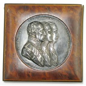 Auf die Allianz gegen Napoleon 1813
