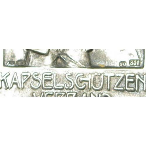 Ehrenzeichen Kapselschützenverband für Wien und Niederösterreich