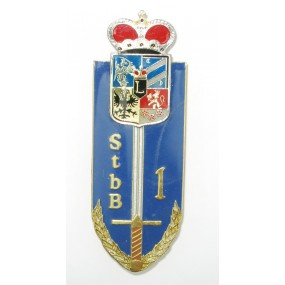 ÖBH - Truppenkörperabzeichen Stabsbataillon 1 Burgenland