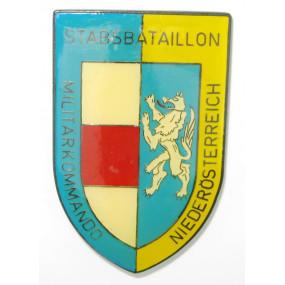 ÖBH - Truppenkörperabzeichen Stabsbataillon Militärkommando Niederösterreich