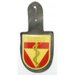 ÖBH - Truppenkörperabzeichen Militärspital Innsbruck