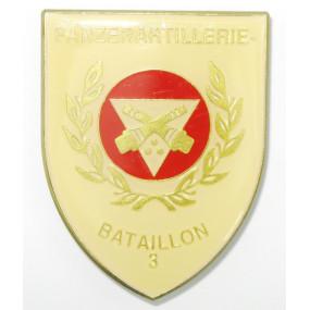 ÖBH - Truppenkörperabzeichen Panzerartilleriebataillon 3 Niederösterreich