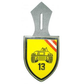 ÖBH - Truppenkörperabzeichen Panzergrenadierbataillon 13 Oberösterreich