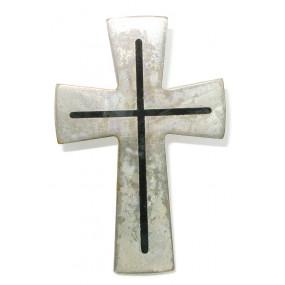 Steckkreuz für katholische und evangelische Militärseelsorger
