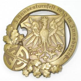Deutscher Turnerbund 3. Bundesturnfest 1930 in Innsbruck