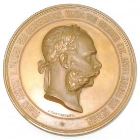 Franz Josef I. Weltausstellung 1873 Wien