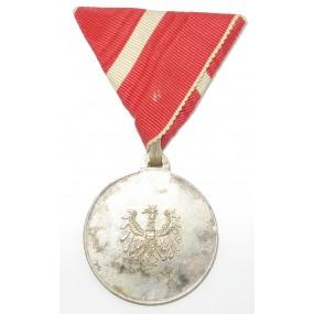 Österreich 1. Republik - Silberne Verdienstmedaille