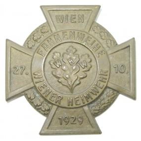 Heimatschutz Wien, Fahnenweihe Wiener Heimwehr 27.10.1929
