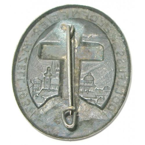 DOLLFUSS HELDENFEIER MARIAZELL 1937