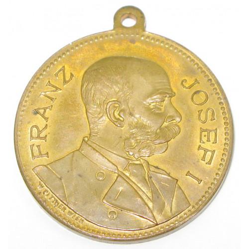 Kaiser Franz Josef I. Jubiläum Schießen Wien 1898