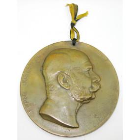 Franz Josef I., Staatspreis I. Internationale Jagdausstellung Wien 1910