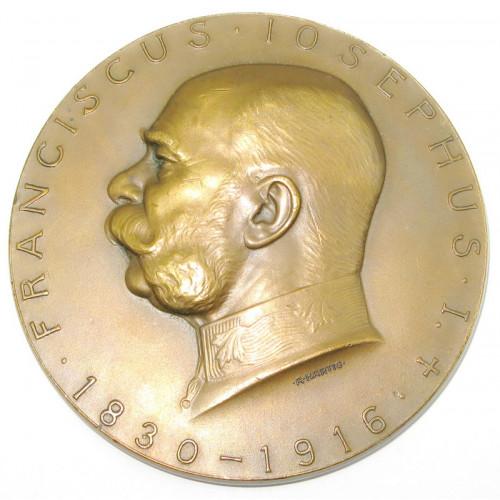 Franz Josef I., 1830 - 1916 VALE SENEX IMPERATOR 21. November 1916
