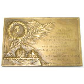 Franz Josef I., IN MEMORIAM IMPERATORIS FRANCISCI JOSEPHI I.