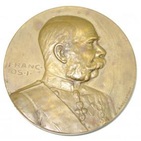 Franz Josef I., Kriegsmedaille 1914