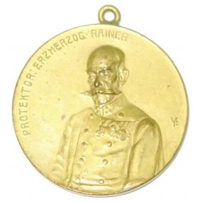 Protektor Erzherzog Rainer 1912