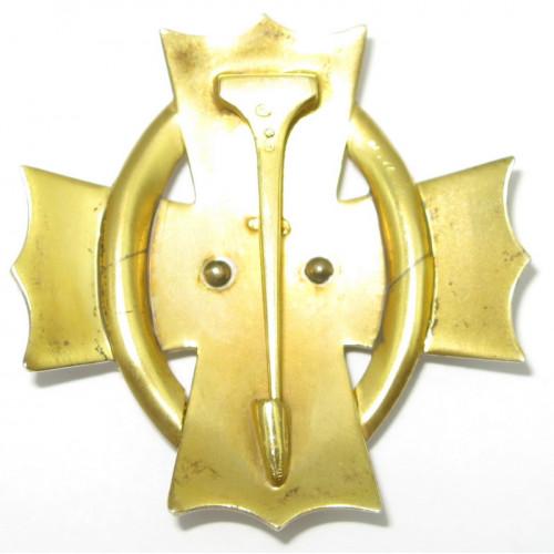 k.u.k. Monarchie Kriegskreuz für Zivilverdienste II. Klasse
