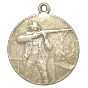 Schützenmedaille, Kaiser Jubiläums Festschiessen Laibach 8.9.1908