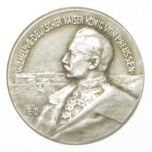 WILHELM II. DEUTSCHER KAISER KÖNIG VON PREUSSEN GORDON BENNET PREIS 1904