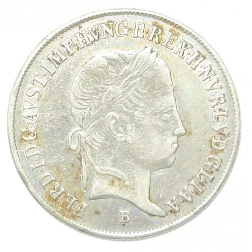 Kaiser Ferdinand I. 20 Kreuzer 1848 B