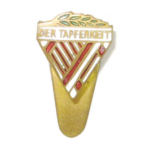 Mitgliedsabzeichen des Verbandes der Tapferkeitsmedaillen - Besitzer