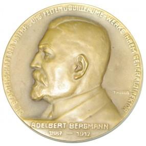 ADELBERT BERGMANN 1887 - 1912