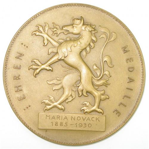 Ehrenmedaille der Kammer für Handel, Gewerbe und Industrie in Graz 1930